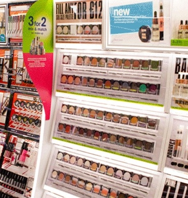 Boots have unveiled its exciting new make-up area!