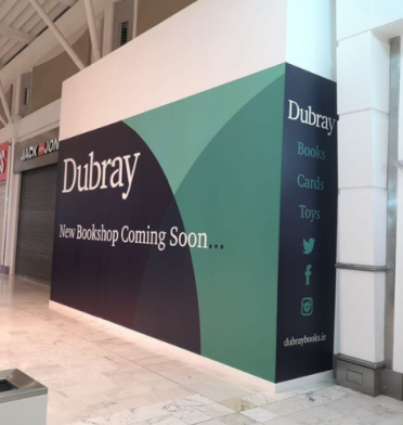 Dubray Books is open in Liffey Valley!