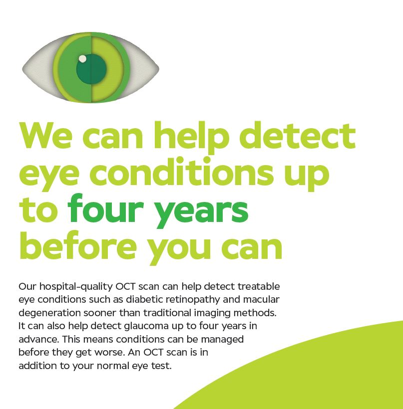 Specsavers offer