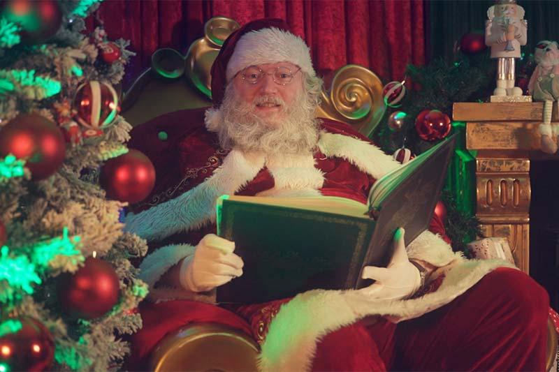 Call Santa this Christmas